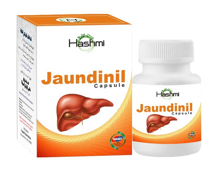 Jaundice Treatment Capsule(Jaundinil Capsules) – Hashmimart.in