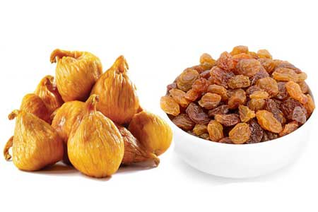 Figs and Raisins