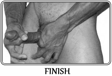 Jelqing Exercise Finish