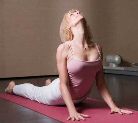 Bhujangasana Exercise for Breast Enlargement