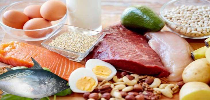 Agrinine Rich Foods