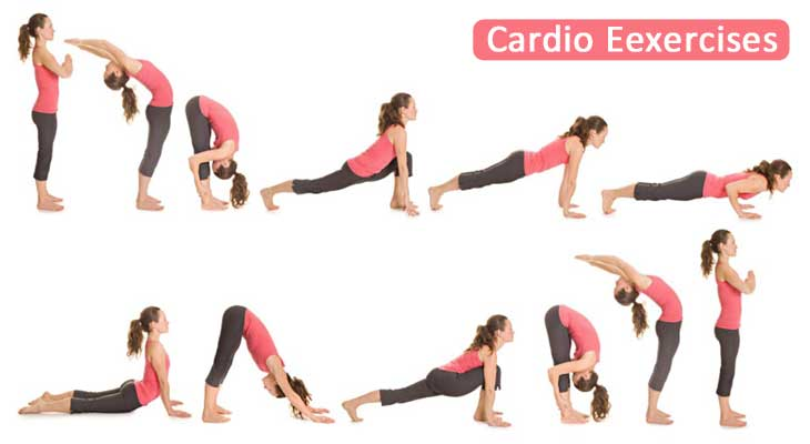 Cardio Exercises for Breast Reduction