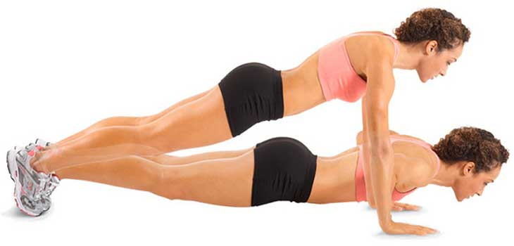 Push Ups Exercise