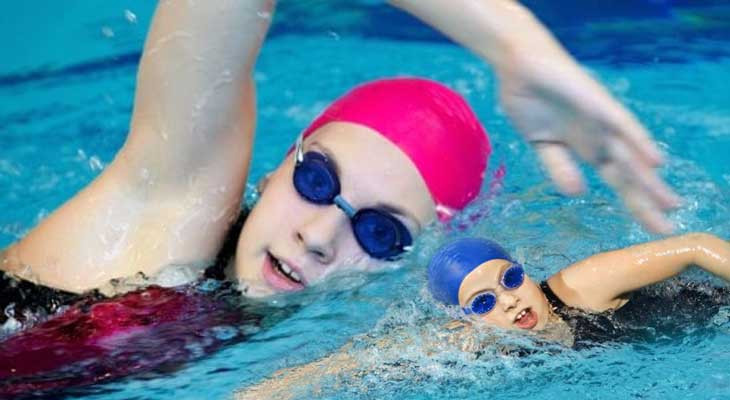 Swimming Exercise for Breast Reduction