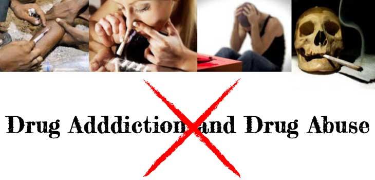 Drug Addictions and Drug Abuse
