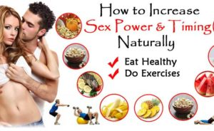 Increase Sex Power Naturally Banner