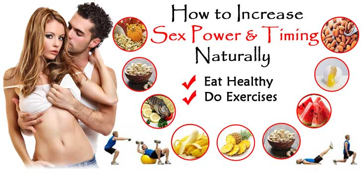 How to Increase Sex Power Naturally And Permanently