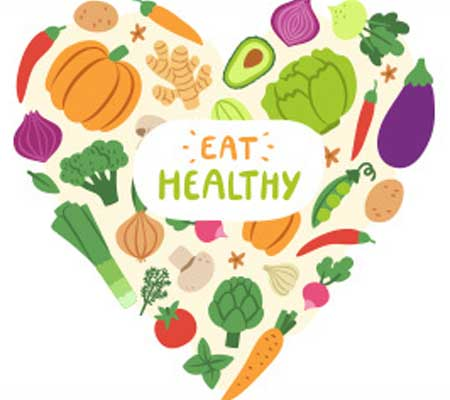 Take Healty Diet