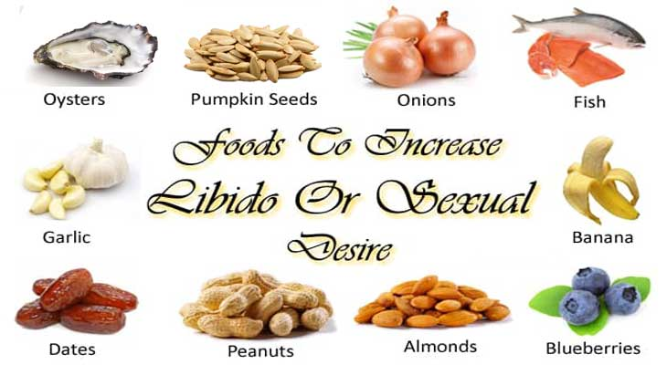 Top Foods to Increase Libido or Sexual Desire