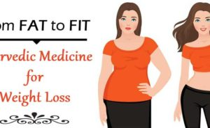 Ayurvedic Medicine for Weight Loss Banner