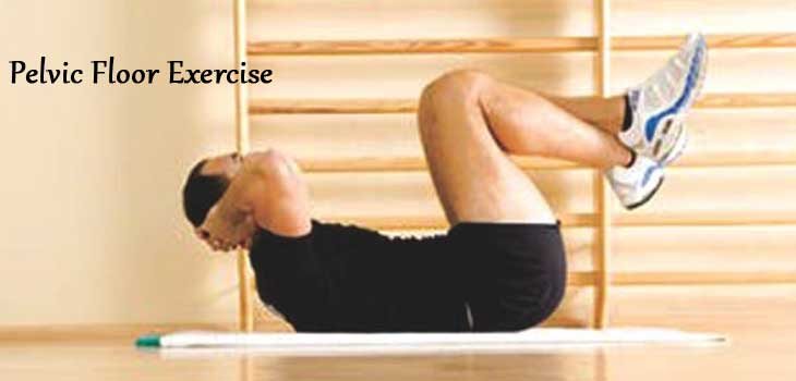 Pelvic Floor Exercise for ED