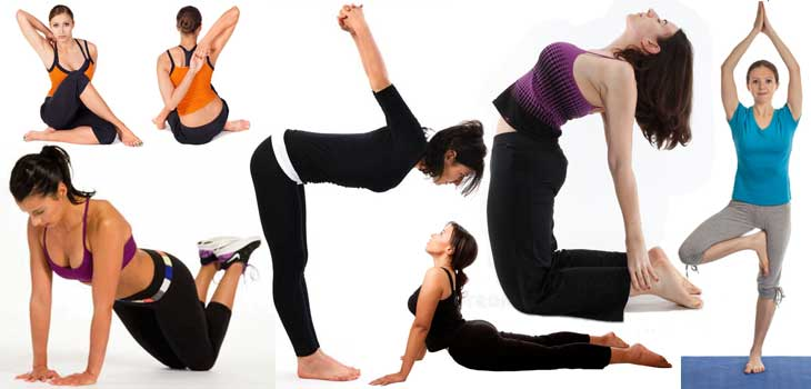 Yoga Exercises For Breast Enlargement