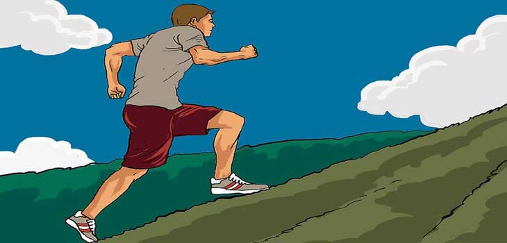Climb the Hill Exercise