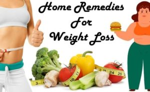 Home Remedies for Weight Loss Banner