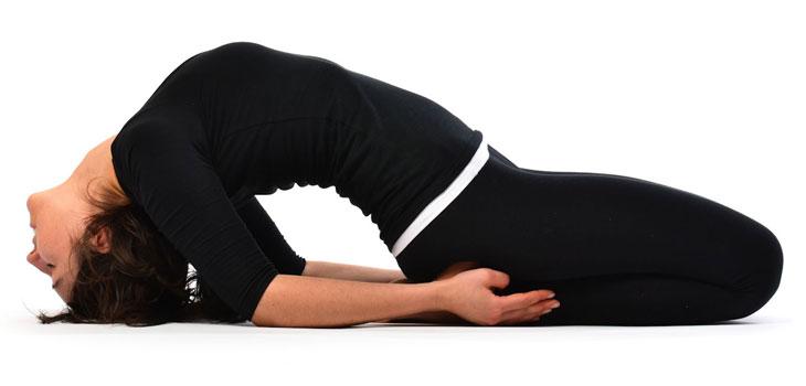 Matsyasana Exercise