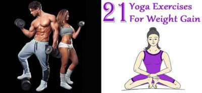 Yoga Exercises for Weight Gain