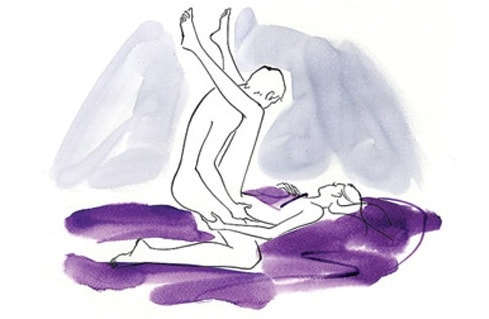 The G-WhizSex Position (Missionary Variant)